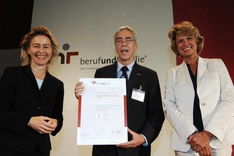 Zertifikatsverleihung-2006