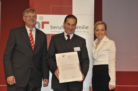 Zertifikatsverleihung-2009